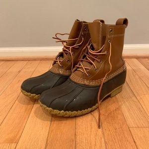 """L. L. Bean Duck Boot 8"""""""